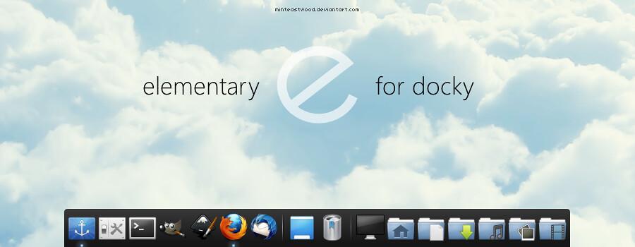 Elementary-para-Docky
