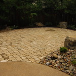 """Simple Patio by Greenhaven Landscapes <a style=""""margin-left:10px; font-size:0.8em;"""" href=""""http://www.flickr.com/photos/117326093@N05/12994458273/"""" target=""""_blank"""">@flickr</a>"""