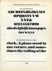 anderson_ritchie_UltraBodoni (Dunwich Type) Tags: typography font type typespecimen