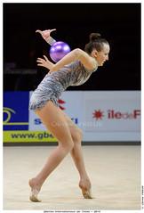 Ganna RIZATDINOVA (UKR), Qualification 28mes Grand Prix Internationaux GRS