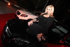 26-Citycar Sur presenta los nuevos Mercedes-Benz Clase C y GLA con la espectacular actuación de Nancys Rubias