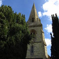 Church (Bouzz) Tags: church steeple spire