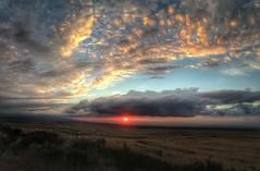 Big Island sunset (nhakeem (justmomentsphotography)) Tags: ocean light sunset nature hawaii bigisland kona hdr 5c iphone