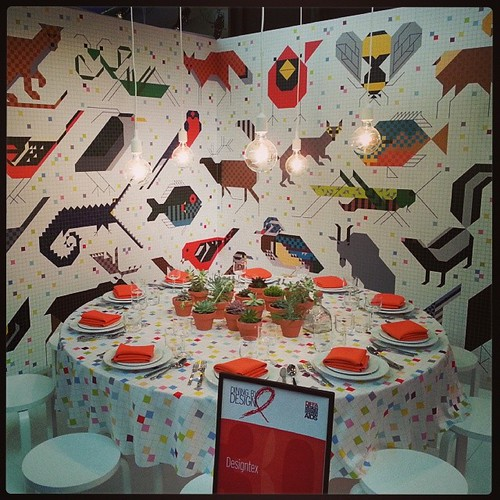 Dining by #Design #DIFFA #designtex