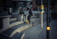 Kris Taylor - 5.0 - Saisburys - Maidenhead (old_skool_paul) Tags: life lighting street sky urban ex fashion shop architecture canon magazine landscape reading evening clothing perfect moody photographer skateboarding flash sunday skating stock emo lifestyle spot skaters diamond sidewalk skate co vans setup session local sainsburys emotional legend henley marlow supreme maidenhead strobe thrasher 430 supra aspiring flashes ight graind strobist strobing