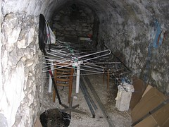 IMG_5499 (T.J. Jursky) Tags: radioamateur antena bunker malacka kastela tour 2009 dalmacia croacia europe adriatic new hamradio yagi dalmatia