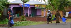 Looking Back (Cheryl Schiltz Photography) Tags: africa tanzania everydaylife streetscenes
