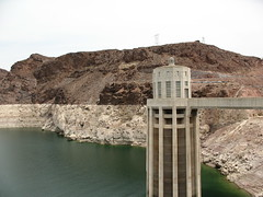 (rchappo2002) Tags: trip bridge las vegas arizona usa lake black river us colorado dam nevada canyon boulder hoover mead reclamation bypass 2014