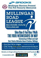 Mullingar Road League 2014 - Round 4 Final Round (Peter M