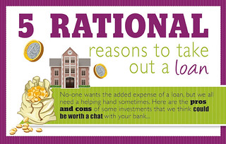5 rational reasons to take out a loan