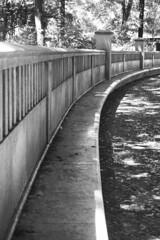 auf die lange Bank schieben? (Rosmarie Voegtli) Tags: bw berlin stone bench bank stein sprichwort