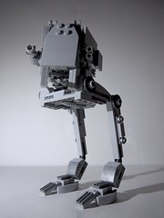 AT-ST (Takamichi Irie) Tags: 2 6 3 1 starwars lego 5 4 machine 7 walker atat mech atst epidsode