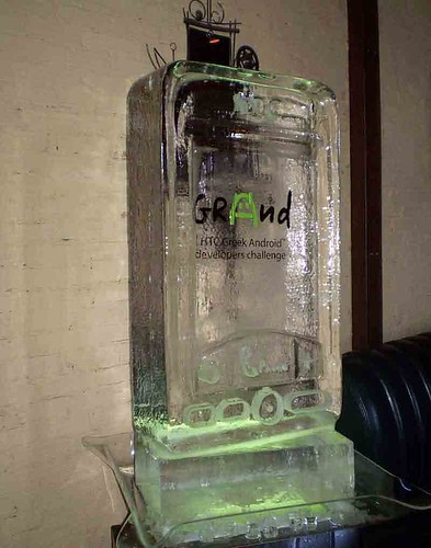 Custom Ice Sculpture