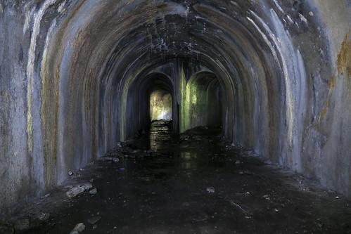 Kandersteg - Hidden Tunnel