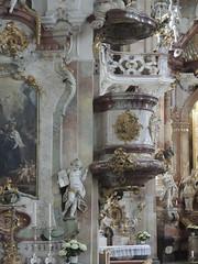 2015-05-04 Birnau, Basilika 'Maria', Germany DSCN7955 (ellapronkraft.) Tags: birnau pilgrimagemariachurch baroquechurch