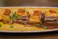 Pork belly baklava, 1821 Restaurant, Sydney (The Food Pornographer) Tags: sydney sydneyfood food foodporn baklava porkbelly greekfood