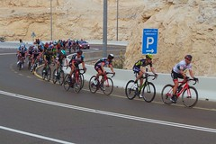 Pros Climbing Jebel Hafeet - Abu Dhabi Tour 2017 - 184 km Stage 3 (Patrissimo2017) Tags: uae alain jebelhafeet cycling