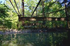 The Old Bellamy Bridge (farenough) Tags: abandoned bridge railroad road florida rurex rural decay od history photo wander explore forgotten plantation south bellamy