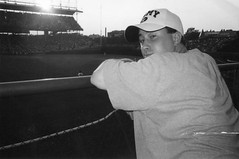 me wrigley field early 2000's (timp37) Tags: chicago field tim illinois baseball wrigley lakeview putala
