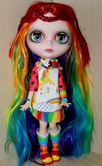 Myrtle the Rainbow Lover