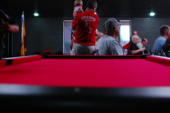 Pool table cam (radargeek) Tags: pool table kidcam
