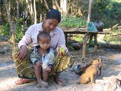 Ratanakiri Lao-Kreung (mbphillips) Tags: cambodia mbphillips canonixus400