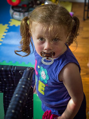Hannah in the  Dining Room (Entropic Remnants) Tags: pictures family girl children photography photo child image little photos pics picture pic images panasonic photographs photograph f28 remnants entropic gx1 1235mm