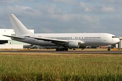 Aeronexus Boeing 767-216/ER  ZS-DJI (Krzysztof Kaczala / flcriminal) Tags: heathrow aviation boeing lhr 767 egll aeronexus 767216er zsdji
