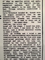 11-Nose_1_1987 (ethan pettit) Tags: art brooklyn williamsburg bushwick zines avantgarde artmedia artistbooks artpress artmagazines brooklynrenaissance artpublishing
