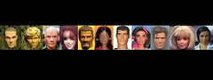 Headline (Studio 126) Tags: banner playscale sixthscale 6thscale 16scale portrait femfig manfig mixedgender