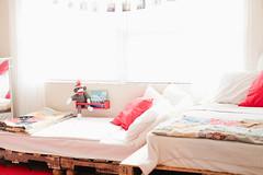 Shared Gender Neutral Kids Room-5 (Tabitha Blue / Fresh Mommy) Tags: house home kids design diy bedroom room decor