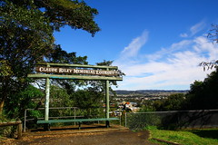 Claude Riley Memorial Lookout, Lismore (misswired) Tags: vacation holiday sightseeing australia roadtrip nsw newsouthwales lismore northernrivers