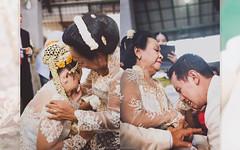 Mom! (Suryo Pras) Tags: wedding love church indonesia mom groom bride parents java heart deep clean moment cry yogyakarta tone
