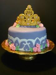 Princess cake by Yvonne, Twin Cities, MN, www.birthdaycakes4free.com