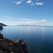 The view of Lake Titicaca - Bolivia and the Galapagos Islands cross-cultural