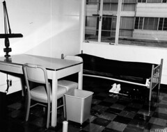student quarters, Air Force NCO Academy (army.arch) Tags: vintage la photo louisiana room dorm historic academy nco afb airforcebase barksdale