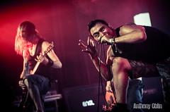 Absurdity # photos @ Festival M FEST, Rouziers de Touraine | 7 septembre 2013