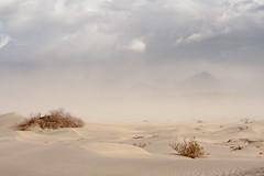 Death Valley 2/3 (BlueFrancois) Tags: sky usa death sand desert salt valley