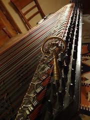 Julien Weiss - Qanun 4 (Aquasabiha) Tags: light shadow music instrument kanun imaret qanun julienweiss