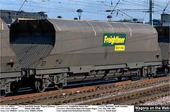 HHA_370147GB_190504 (Catcliffe Demon) Tags: merrygoround bogie wagons freightliner freightcars flhh tf25 coalhopper freightlinerheavyhaul greenbriereurope wagonsontheweb wagonyświdnicasa