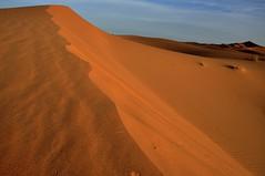 (Victoria.....a secas.) Tags: desert dune desierto duna marruecos shara