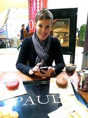 Bij Paul!