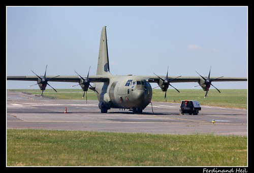 C-130 Hercules_872_RAF_Airport Prague Ruzyně_Czech Republic