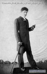 Romualdo Prati Brasile a Porto Alegre 1896