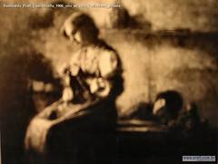 Romualdo Prati Ladroncella 1906 olio su tela Collezione privata