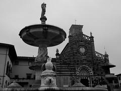 Piazza Duomo (qoanis.27) Tags: duomo prato