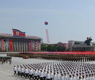 朝鲜软化态度向韩国示好