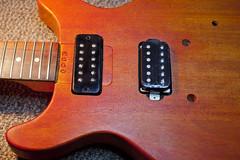 Number Johnny Five (robert_rex_jackson) Tags: jr junior fool mahogany p90 electricguitar dimarzio juniorgman foolaudioresearch virtualp90