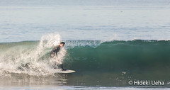 701C7672 (Hideki Ueha) Tags: ocean wave surfing surfboard huntingtonbeach