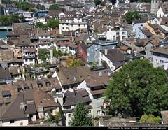 View from the Grossmünster, Zurich, Switzerland (JH_1982) Tags: schweiz switzerland view suisse suiza zurich observatory suíça zurique zürich helvetia aussicht svizzera züri 瑞士 grossmünster zwitserland zurigo svizra 스위스 苏黎世 szwajcaria スイス チューリッヒ turitg zurych schweizerische eidgenossenschaft zúrich швейцария 취리히 цюрих ज़्यूरिख़ гроссмюнстер स्विट्ज़रलैण्ड 苏黎世大教堂